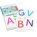 Attractivia Magnetic Alphabet ABC Flash Cards