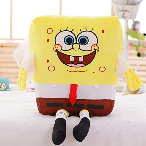 HELGA BABY DOLL 1pc 60cm Cartoon Spongebob Patrick Star Plush Animals Toys Plush Spongebob Pillow Sofa Cushion Birthday Gifts Kids Toy Spongebob