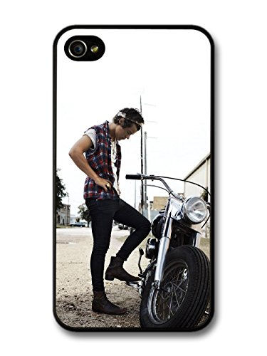 Harry Styles Motorbike 1D One Direction hülle für iPhone 4 4S