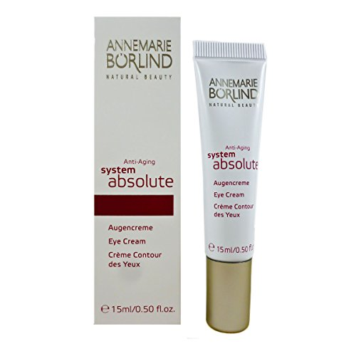 Annemarie Borlind System Absolute Anti-Aging Eye Cream 0.5oz, 15ml