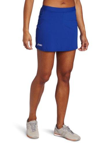 Run Shirt Asics Core (ASICS Women's Striker Skort (Royal, Small))