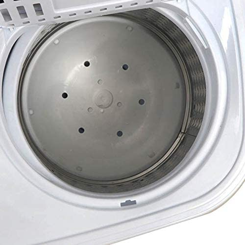 Brandless Compact Portable Washer with Mini Washing Machine Spin Dryer for Home Apartments Portable Washing Machine and Dryer