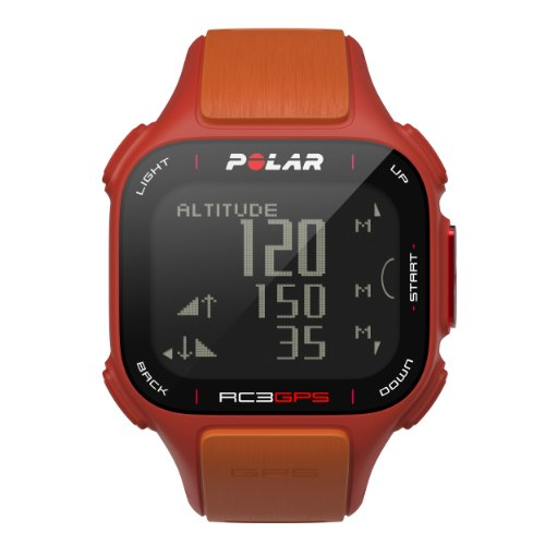 Polar RC3 GPS Sports Watch (Polars Series Cadence Sensor)