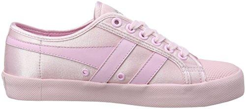 para Satin Neon Blk Coaster Pink Pastel Pink Rosa Zapatillas Mujer Neon Pastel Gola B4qAnRw