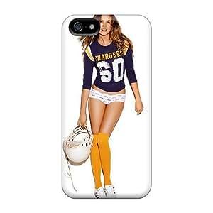 Cute High Quality Iphone 5/5s San Diego Chargers CasesKimberly Kurzendoerfer