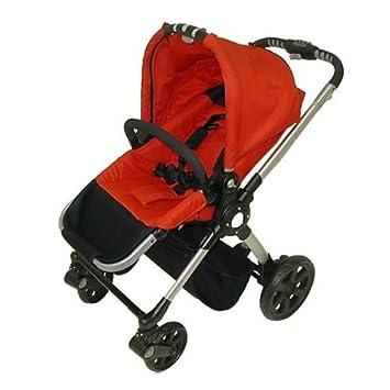Amazon.com: Bebé de Trend Euro Buggy carriola (suspendido ...
