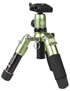 Bilora Twister Pro Mini - Trípode, color verde