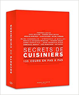 Amazon Fr Secrets De Cuisiniers Collectif Livres