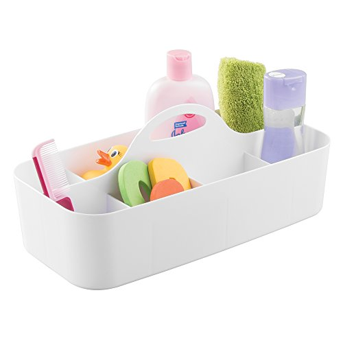 mDesign Baby Toddler Nursery Caddy