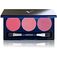 Vapour Organic Beauty Artist Multi-Use Palette, Afterglow/Courtesan, 0.14 Ounce