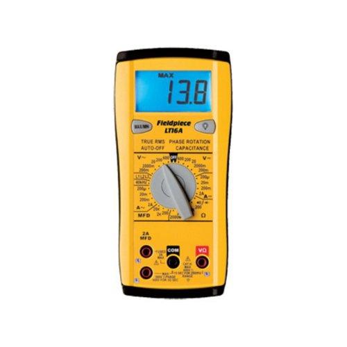 Fieldpiece LT16A Classic Style Digital Multimeter by Fieldpiece