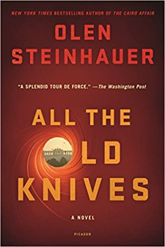 Image result for all the old knives steinhauer