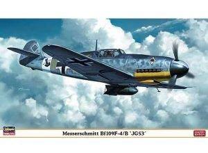 Hasegawa 1/48 Messerschmitt Bf109F-4/B JG53 (Limited Edition)