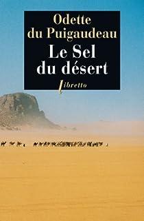 Le sel du désert par Puigaudeau