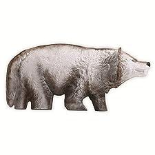 Mutilating White Wolf Hunting Target