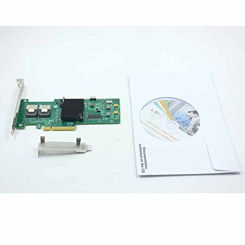 JahyShow for Logic MegaRAID 9240-8i 8-port SAS SATA RAID Controller LSI00200 by JahyShow (Image #2)