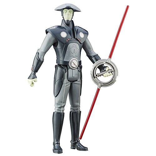 Star Wars Rebels Fifth Brother Inquisitor