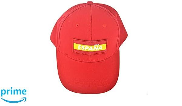 HM Gorra ESPAÑA  Amazon.es  Ropa y accesorios 976ee5d5bbd