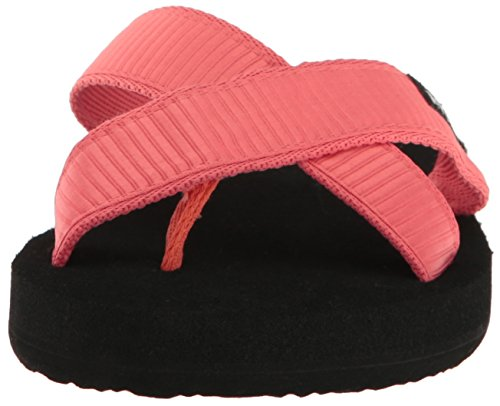Deep Kalea Sea Femme Coral livy Mush Tongs Teva W's Rose aq08U5