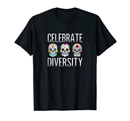 - Sugar Skulls - T-shirt ()