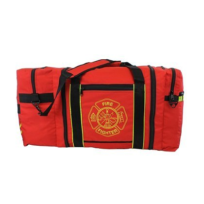 Firefighter Jumbo Gear Bag Red product image