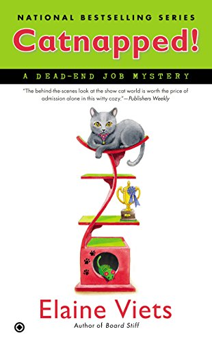 Catnapped!: A Dead-End Job Mystery