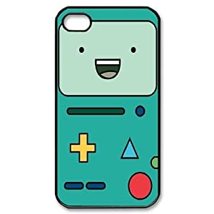 Adventure Time Beemo DIY Cell Phone Case for Iphone 4,4S,Adventure Time Beemo custom cell phone case
