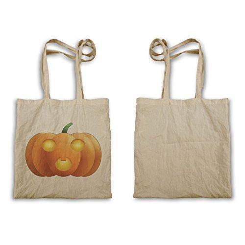 Beängstigend Halloween Kürbis Tragetasche q187r