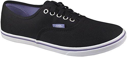 Varebiler Unisex Autentisk (tm) Lo Pro Sneaker (pop) Black / Aster Lilla