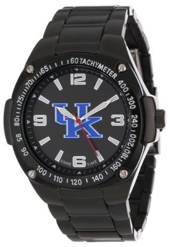 Game Time Unisex COL-WAR-Ken Warrior Kentucky Analog 3-Hand Watch