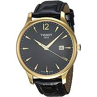 Tissot Tradition Black Dial Men's Watch