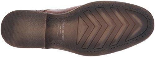Kenneth Cole New York Mens Design 10614 Monk-strap Cognac Mocassino