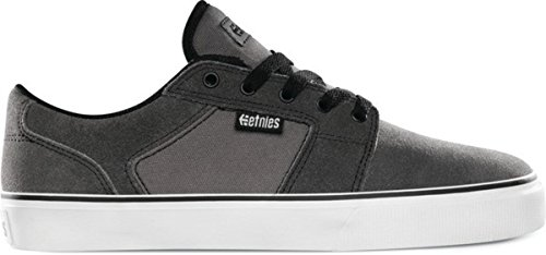 Etnies Skateboard Schuhe Bargels Dark Grey/Black/White Etnies Shoes