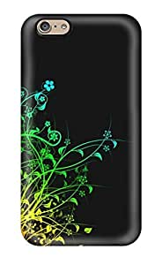 New Snap-on ZippyDoritEduard Skin Case Cover Compatible With Iphone 6- Iphone 4 Abstracts(3D PC Soft Case)