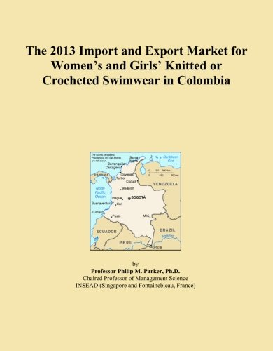 The 2013 Import and Export Market for Women's and Girls' Knitted or Crocheted Swimwear in Colombia