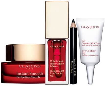 Clarins, Juego de maquillaje - 25 ml.: Amazon.es: Belleza