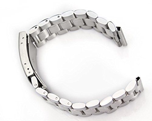 22mm-stainless-steel-watch-bandninasill-for-pebble-time-smart-watch-tool-silver