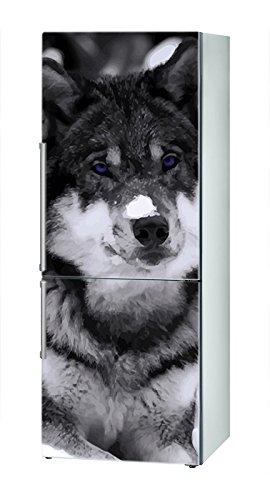 Decusto - Wolf - Adhesivo para Decorar Tu Nevera: Amazon.es ...