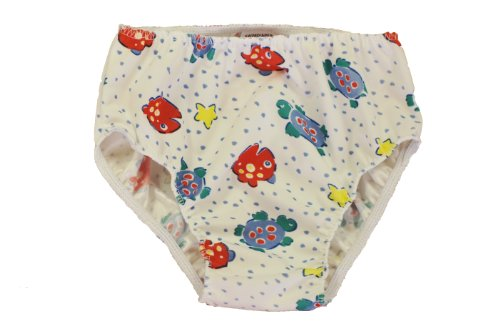 My Pool Pal Reusable Swim Diaper Cover/Swim Cover, Printed, 2T