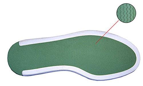 Greenz Bias Herren Schnürschuh weiß Bowlingschuhe