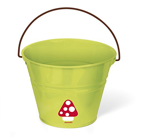 Janod Natur' Green Bucket -