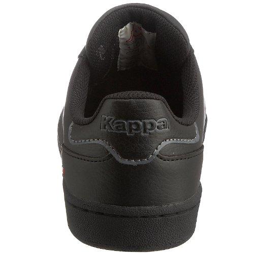 Kappa - Informal de sintético niña negro - negro