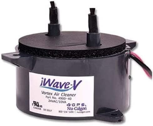 I-WAVE VORTEX NEEDLE POINT BIPOLAR IONIZATION AIR