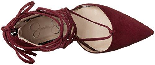 Cynessa Jessica Simpson Red für Frauen Port Pump Kleid 88zwq5O