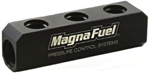 Magnafuel MP-7610-03-BLK Three Port Fuel Regulator
