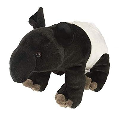 Wild Republic Tapir Plush, Stuffed Animal, Plush Toy, Gifts for Kids, Cuddlekins 12 Inches: Toys & Games