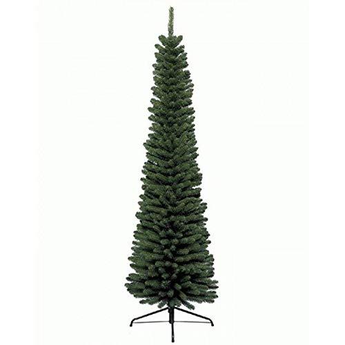 Schlanker Baum H/öhe 180 cm innen Soft Nadel PVC Kaemingk 680061 Pencil Pine