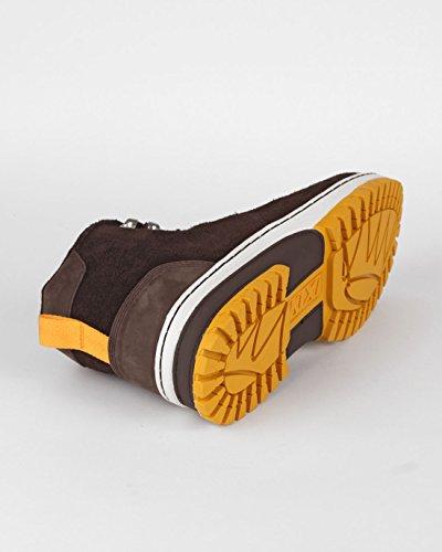 pour Chaussures Le H1ke nbsp;X nbsp;marron nbsp;7210 Territory 8 nbsp;1000–0220 K1 Classic MK2 Homme US 0gxEUww