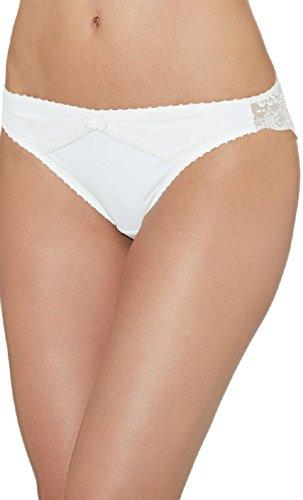 Aubade A Lamour DA27 Italian Brief Knickers Underwear Nacre USLarge