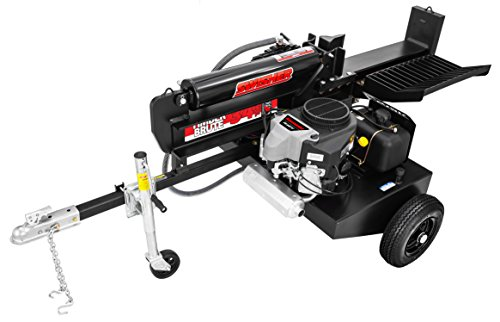 Swisher LSED14534-CA 34 Ton Timber Brute Commercial Pro 14.5 hp Log Splitter, Black